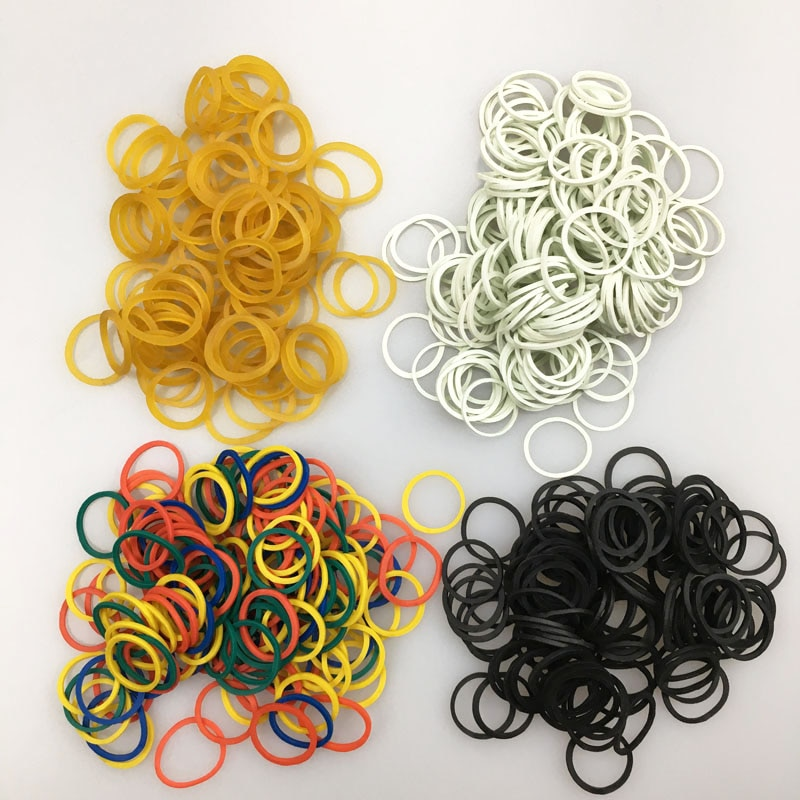 Elastic Hair Rubber Bands for Pets